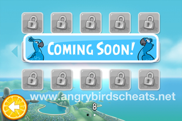Angry Birds Carnival Upheaval